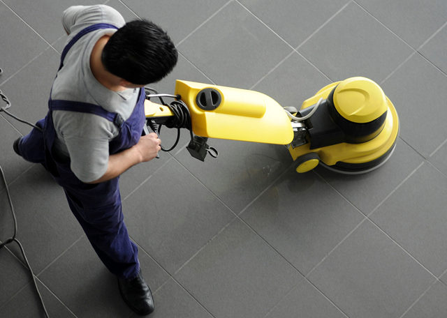 trattamento e ripristino pavimenti